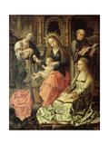 Madonna and Child  C1535