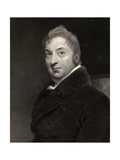 Edward Jenner  Engraved by WH Mote  from 'The National Portrait Gallery  Volume III'  Published…