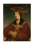 Mary of Austria  C1520