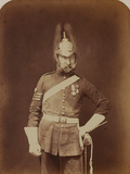 Sergeant-Major Stewart  5th (Princess Charlotte of Wales's) Dragoon Guards