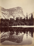 Mirror Lake  Yosemite Valley  Usa  1861-75
