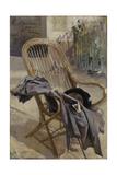 Study for Modern Art  1889