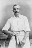 George Giffen  from 'Famous Cricketers and Cricket Grounds'  Published by Hudson and Kearns  1895
