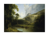 Ben Lomond  1829-30