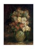 Vase of Flowers  C1870-75