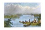 Lake Itsaca  1853
