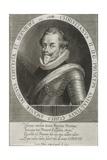 Portrait of Christian I of Anhalt-Bernburg  1615