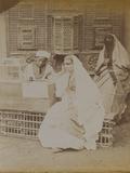 Egyptian Street Scene  1893
