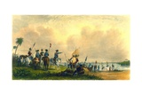 The Landing of De Soto at Tampa Bay in 1539  1853