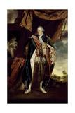 Prince William Augustus  Duke of Cumberland  1758