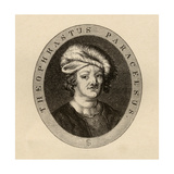 Paracelsus Theophrastus  Illustration from 'Varia: Readings from Rare Books' by JHain Friswell…