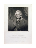The Right Honourable Richard Brinsley Sheridan  1825