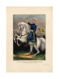 Genl Thomas Francis Meagher  Pub by Currier and Ives  C1862