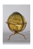 Terrestrial Globe  One of a Pair known as the 'Brixen' Globes  C1522
