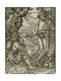 A Farmer  Published by Sigmund Feyerabend  Frankfurt  1568