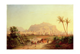 View of Palermo  C1831