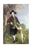 Portrait of George Venables Vernon  2nd Lord Vernon  1767