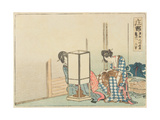 Shono  from the Series of 'Fifty-Three Stations of the Tokaido Highway'  after 1804