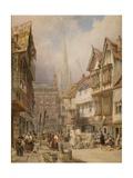 Minster Street  Salisbury