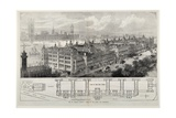 New St Thomas's Hospital Opened by the Queen Last Wednesday  1871