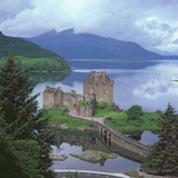 Eilean Donan Castle  Loch Duich