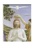 Baptism of Christ  1450 (Detail)