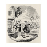 The Knight and the Lady  from 'The Ingoldsby Legends' by Thomas Ingoldsby  Published by Richard…