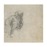 Study of a Group of Figures  C1511