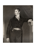 Henry Petty-Fitzmaurice  Engraved by H Cook  from 'National Portrait Gallery  Volume III' …