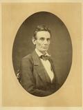 Portrait of Abraham Lincoln  1859