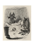 The Confession of the Old Woman Clothed in Grey  from 'The Ingoldsby Legends' by Thomas…