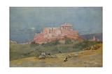 The Acropolis  C1885