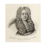 Philip Yorke  from 'Crabb's Historical Dictionary'  Published 1825