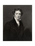 Michael Faraday  Engraved by J Cochran  from 'National Portrait Gallery  Volume V'  Published…