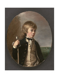 Portrait of Sir Henry William Bayntun  1780