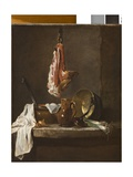Still Life with a Rib of Beef  1739