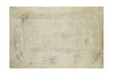 Architectural Studies and a Man's Arm  C1538-50