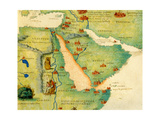 Ethiopia  the Red Sea and Saudi Arabia  from an Atlas of the World in 33 Maps  Venice  1st…