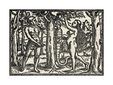 The Fall of Adam and Eve  from 'A Catalogue of a Collection of Engravings  Etchings and…
