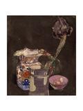 Grey Iris  1855