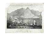 Mount Saint Nicholas at Ischia