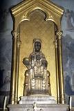Copy of the Black Virgin of Montserrat