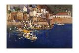 A Mediterranean Port  1892