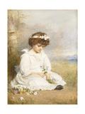 Little Speedwell's Darling Blue  1892