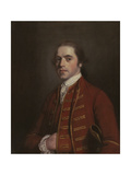 Portrait of a Gentleman  Thought to Be W Penney  Early 1760s