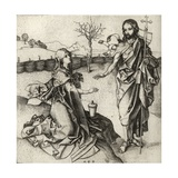 Our Saviour Appearing to Mary Magdalene in the Garden  from 'A Catalogue of a Collection of…