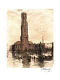 The Belfry of Bruges  Belgium