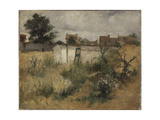 Landscape Study from Barbizon  1878