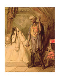 Desdemona and Othello  1847