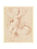 A Flying Putto